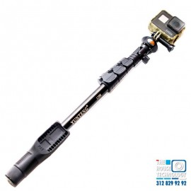 Palo Selfie Extensible 3 cuerpos Yunteng