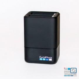 Cargador Doble Bateria GoPro Hero 5 6 Original