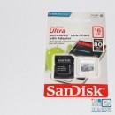 Tarjeta Micro SD 16GB Sandisk
