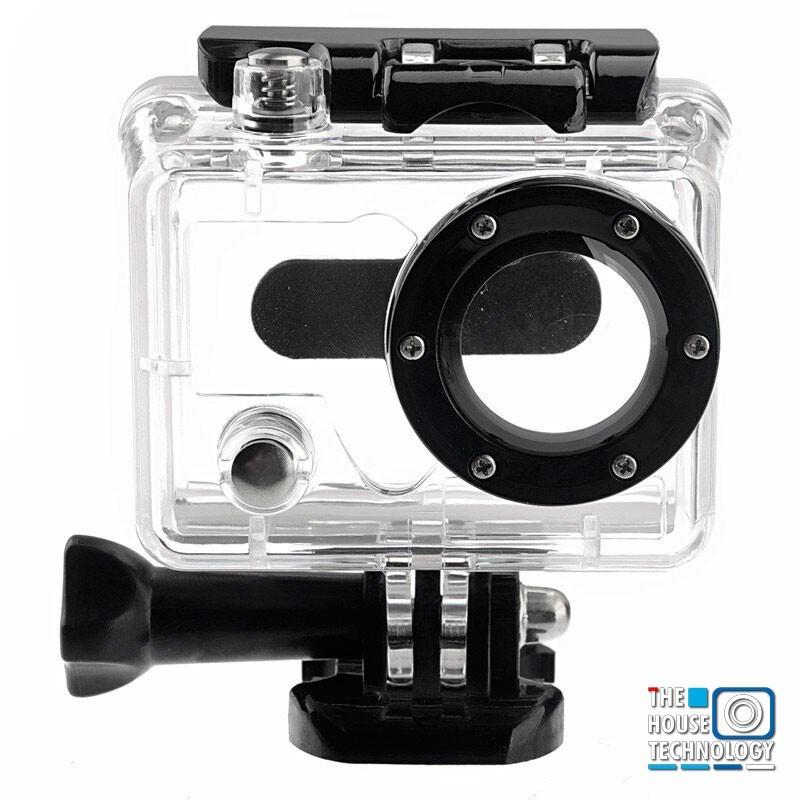 Carcasa GoPro Hero 2 Transparente