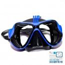 Gafas Buceo Azul Cámaras